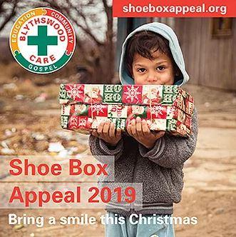 Christmas Shoeboxes